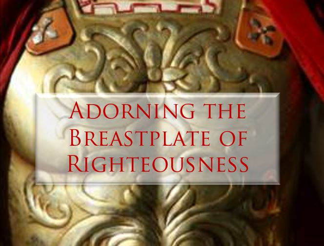 Breastplate of Righteousness 1