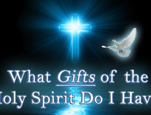 What Gifts of the Holy Spirit Do I Have?